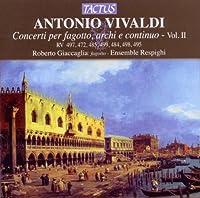 Vivaldi Concerti Per Fagotto Vol.2