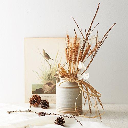 Clay製花器 Pot á épices(ポ・ア・エピス)ハンドル付きのキャニスター形状。ハンドクラフト風 × ナチュラルカントリー