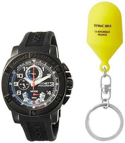 [ロシェ]ROCHET 腕時計 SPORT YACHT TIME オリジナルキーホルダー付 ヨットタイマー クロノグラフ W307418 メンズ 【正規輸入品】