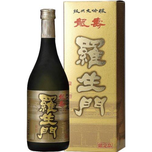 田端酒造 羅生門 龍寿 純米大吟醸 [ 日本酒 和歌山県 720ml ]