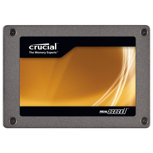 Crucial RealSSD C300 シリーズ 64GB (SATA-3規格準拠 6Gbps対応 RoHS指令対応 34nmプロセスNANDフラッシュ搭載 2.5インチSSD) CTFDDAC064MAG-1G1
