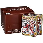 騎士竜戦隊リュウソウジャー ミニプラ 騎士竜合体シリーズ02 キシリュウオーファイブナイツ&ディメボルケーノ BOX (食玩)