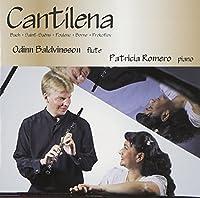 Cantilena: Music for Flute & Piano