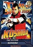 キングオブプロレスリング/BT09-008/RR/KUSHIDA/TIME SPLITTERS