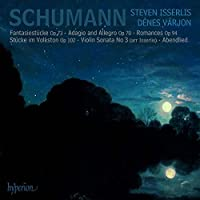 Schumann: Music for Cello and Piano by Steven Isserlis (2009-03-10)