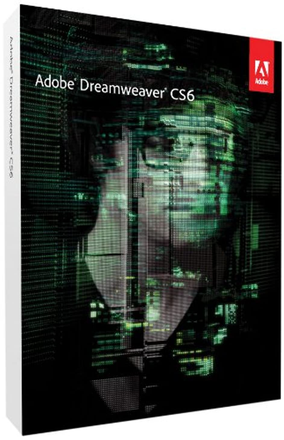 Adobe Dreamweaver CS6 Macintosh版 (旧製品)