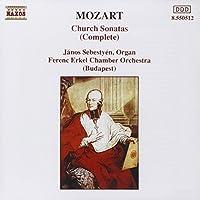 Wolfgang Amadeus Mozart Church Sonatas