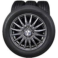13インチ 4本セット タイヤ&ホイール BRIDGESTONE (ブリヂストン) ECOPIA (エコピア) EX20C 155/65R13 KYOHO SEIN RACING 13×4J(+45) PCD100-4穴