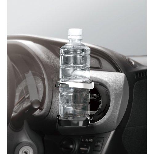 カーメイト 車用 ドリンクホルダー 丸型専用 ペア DZ408