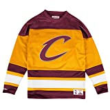 Mitchell and Ness Cleveland Cavaliersメッシュジャージー L