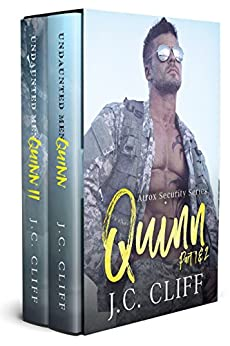 Quinn (Boxed set: Books 1 & 2): Atrox Security Series by [Cliff, J.C.]