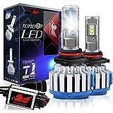 WinPower 9012 HIR2 LED Headlight Bulbs Conversion Kits CREE Chip 6000K 7200LM Cool White, 2 Year Warranty