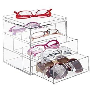 InterDesign 化粧品 眼鏡 眼鏡 小...の関連商品4