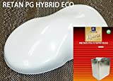 コスト削減に!レタンPG ハイブリッド エコ #531 ホワイト 2kgセット(シンナー付)/自動車用 1液 ウレタン 塗料 関西ペイント ハイブリット 白