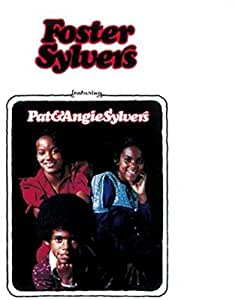 FOSTER SYLVERS FEATURING PAT & ANGIE SYLVERS  (日本独自企画盤、最新リマスター、解説付き、世界初CD化)