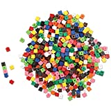ラーニング リソーシズ(Learning Resources) 算数教材 つながる1cmキューブ 1000個入り カラフル LER0305 正規品