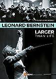 レナード・バーンスタイン/LARGER THAN LIFE~偉大なるカリスマ[DVD]