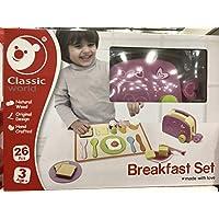 CLASSIC WORLD 木製おままごとセット breakfast set ブレックファストセット