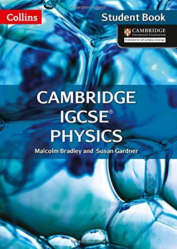 Cambridge IGCSE Physics Student Book (Collins Cambridge IGCSE)