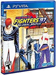 THE KING OF FIGHTERS '97 GLOBAL MATCH(PSv