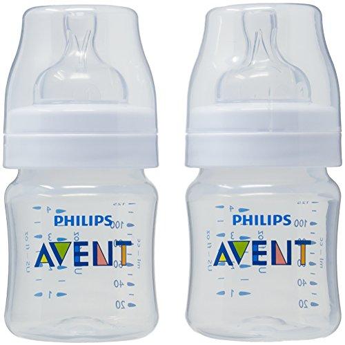 Philips AVENT Classic+ PP Bottle 125ml (2 Pack)