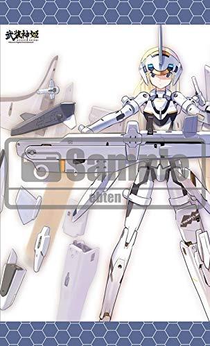 「武装神姫」島田フミカネイラスト アーンヴァル トランシェ2 B2タペストリー