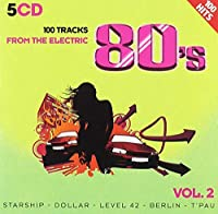 100 Tracks from the 80s Vol 2
