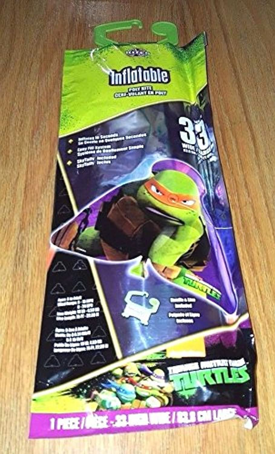 Brainstorm Inflatable Kite TMNT