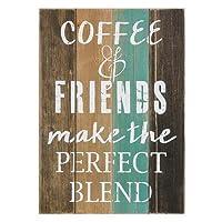 CWI Gifts コーヒーと友達のサイン