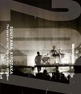 "SUGIYAMA,KIYOTAKA The open air live ""High&High 2017""【BD】 [Blu-ray]"
