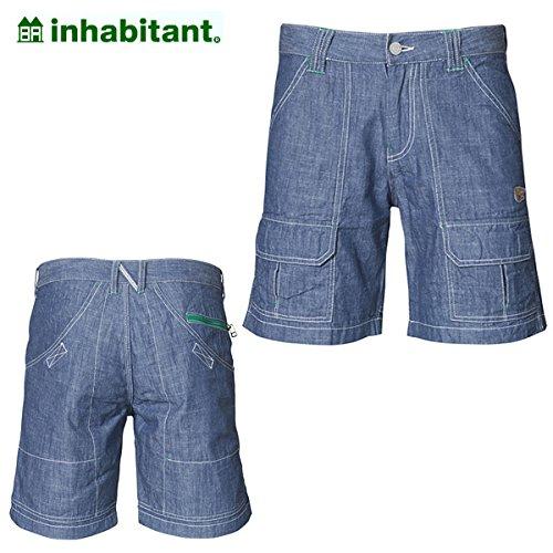 (インハビタント)inhabitant ih132sp51-nv ボトムス LONGPANTS SHORT PANTS/NV IH132SP51 36
