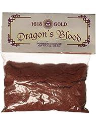 ドラゴンブラッドパウダーIncense 1618ゴールド レッド FBA_ITE-IPGDRA-AZG|1