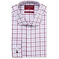 Van Heusen Men's Slim Fit Check Business Shirt