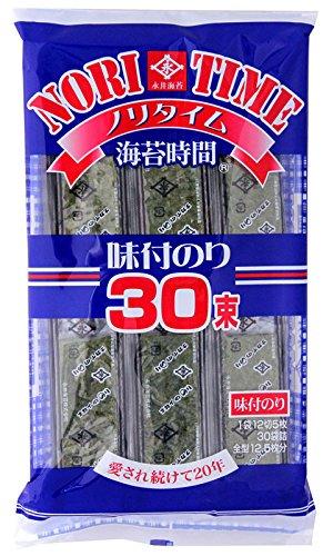ナガイ ノリタイム 30束 120g