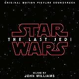 STAR WARS: THE LAST JEDI (SOUNDTRACK) [CD]/