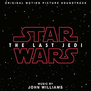STAR WARS: THE LAST JEDI (SOUNDTRACK) [CD]