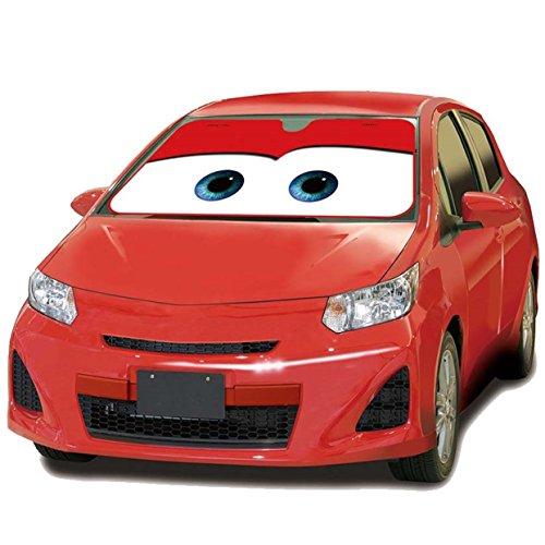 ナポレックス 車用サンシェード ディズニーカーグッズ サンシェード カーズ ...