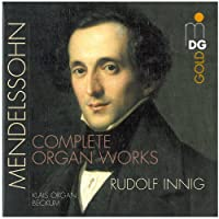 Mendelssohn:Comp Organ Works