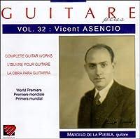 Asensio: Guitare Vol.32