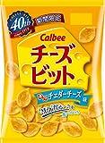 カルビー チーズビット 濃厚チェダーチーズ味 60g×12袋
