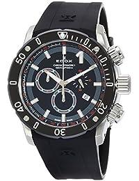 [エドックス]EDOX 腕時計 クロノオフショア1 クォーツクロノグラフ 10221-3-NIN メンズ 【正規輸入品】