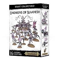 Start Collecting Warhammer Age of Sigmar Daemons of Slaanesh