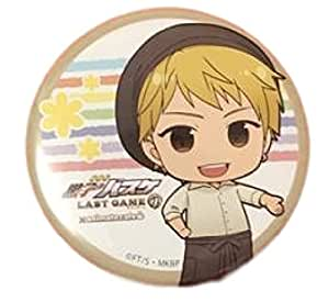 黒子のバスケ LAST GAME アニメイトカフェ 黒バスカフェ 缶バッジ 黄瀬