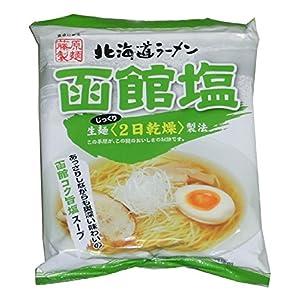 藤原製麺 北海道ラーメン函館塩 111g