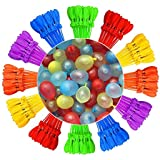 Rapid-Filling Self-Sealing Instant Water Balloons - Over 300 Water Balloons (9 Pack)