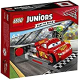 LEGO Juniors Cars Lightning McQueen Speed Launcher 10730 Playset Toy