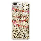 (ケイト スペード ニューヨーク) KATE SPADE NEW YORK 7 ・ 7 グッドタイムズ紙吹雪 iPhone ケース プラス good times confetti iPhone 7 & 7 Plus case (並行輸入品) nuganuga