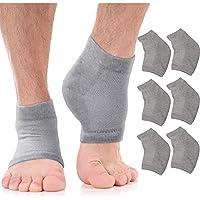 Large Moisturizing Socks Cracked Heel Treatment Treat Dry Feet Heels Fast