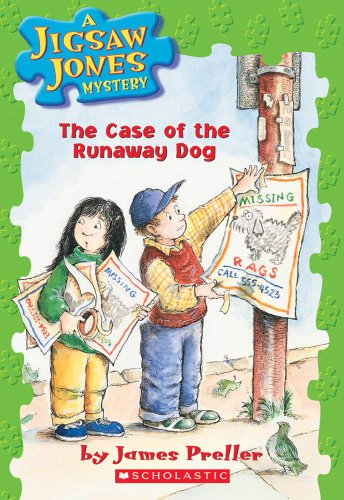 The Case of the Runaway Dog (Jigsaw Jones Mystery)の詳細を見る
