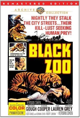 Black Zoo by Michael Gough